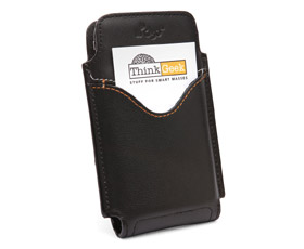 Slip Leather Sleeve for iPhone
