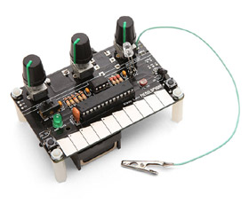 Mini Arduino Synthesizer Kit