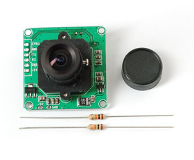 JPEG Camera with NTSC Video