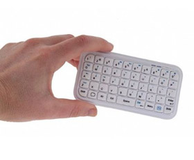 Mini Wireless Keyboard Device