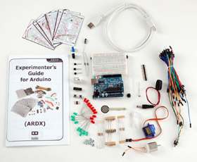 Arduino Uno Experimentation Kit