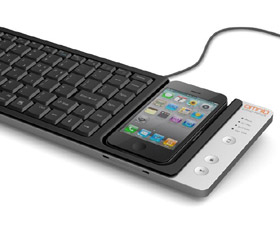 Full-Size Keyboard for iPhone
