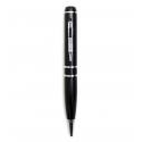 1080 HD Black & Silver Pen with 16 GB Storage