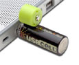 USB-Rechargable AA Batteries
