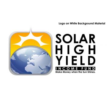 THE SOLAR POWER COMPANY logo design  48HoursLogocom