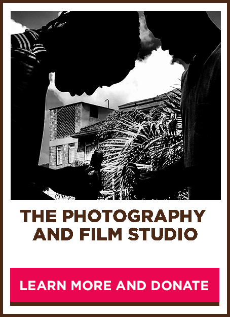 The photography and film studio
