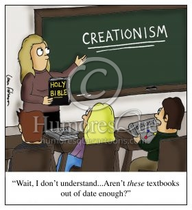 religion in school creationism cartoon