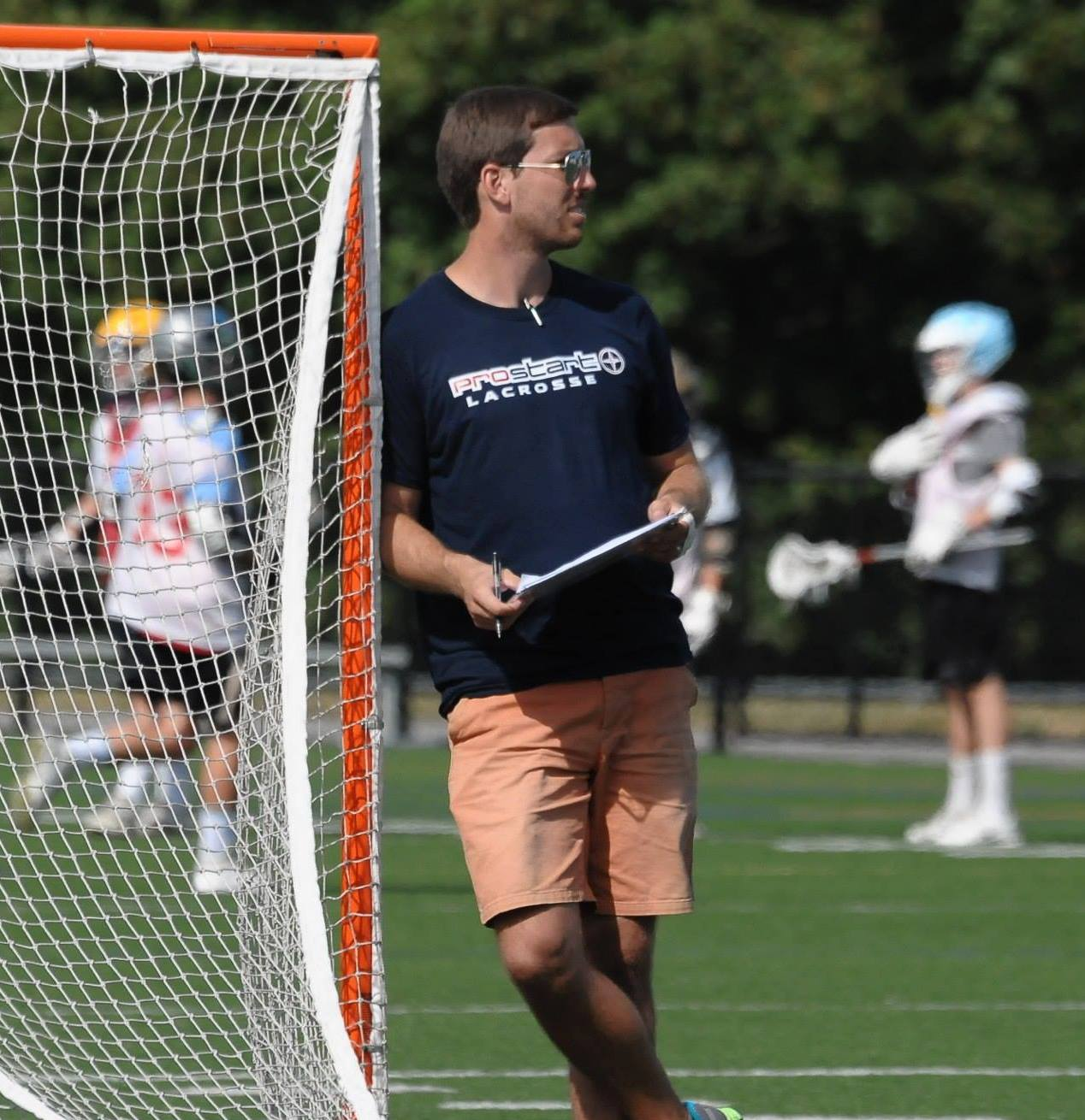 Hungary Lacrosse Head Coach, Brad Jones