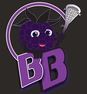 Budapest Blackberries LacrosseLogo