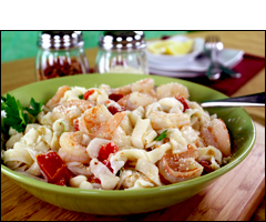 HG's Super-Delicious Shrimp Scampi with Fettuccine