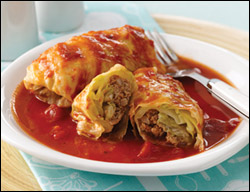 HG's Floosh's Stuffed Cabbage