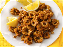 HG's Faux-Fried & Fabulous Calamari