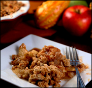 Apple Brown Betty, Average
