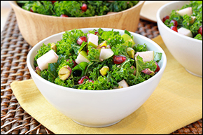 Hungry Girl's Pom Nom Nom Kale Salad