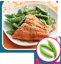 Seasonal Cooking with Snap Peas