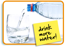 HG Diet Mistake: Not Drinking Enough Water