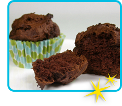 Hungry Girl's Yum Yum Brownie Muffins
