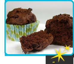 Hungry Girl's Yum Yum Brownie Muffins