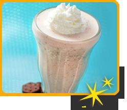 Hungry Girl's Cookie-rific Ice Cream Freeze