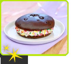 Hungry Girl's Birthday Whoopie Pie