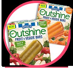 Dreyer's/Edy's Outshine Fruit & Veggie Bars