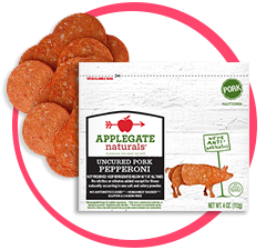 Applegate Naturals Uncured Pepperoni
