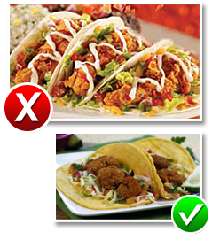 Chili's Crispy Chicken Tacos