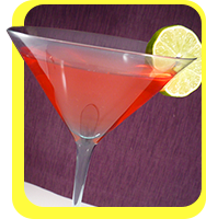 Hungry Girl's Kickin' Cranberry Cosmo