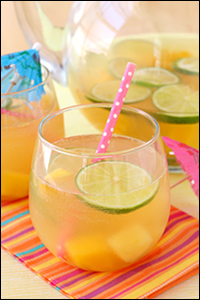 Hungry Girl's Tropical Sangria