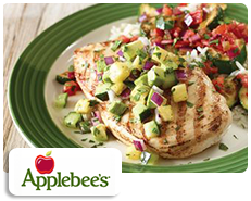 Applebee's Chicken Freshcado