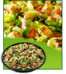 Best Salads at Subway