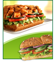 Best Sandwiches at Subway