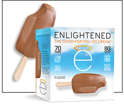 Desserts with 100 Calories or Less: Enlightened The Good-For-You Ice Cream Bars