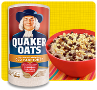 TOP ATE Pantry Staples: Old-Fashioned Oats