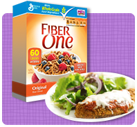 TOP ATE Pantry Staples: High-Fiber Bran Cereal