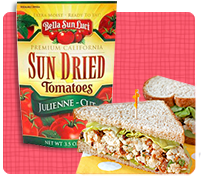 TOP ATE Pantry Staples: Pouched Sun-Dried Tomatoes
