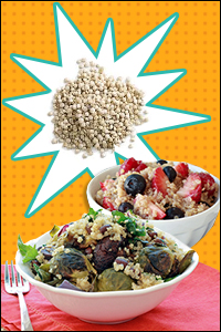 Superfood to Add to Your Diet: Quinoa