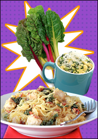 Superfood to Add to Your Diet: Chard