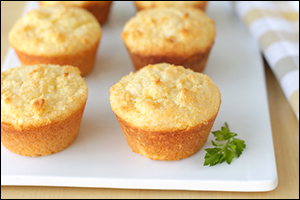 Hungry Girl's Better Boxed Corn Muffins