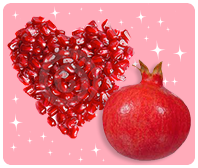 Pomegranate nutritional info