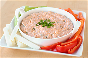 Hungry Girl's BBQ Chicken Dip