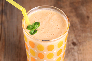 Hungry Girl's Tropical Snack Smoothie