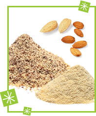 Alternative Flours: Almond