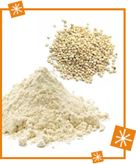 Alternative Flours: Quinoa