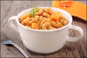 Hungry Girl's Butternut Squash Mac & Cheese