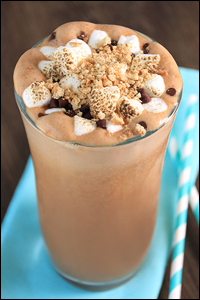 Hungry Girl's S'mores Swappuccino