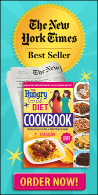 The Hungry Girl Diet Cookbook Is a NY Times Best Seller