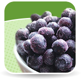 Budget-Friendly Superfood: Frozen Blueberries