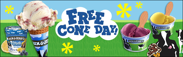 What to Order for Free Cone Day at Ben & Jerry's