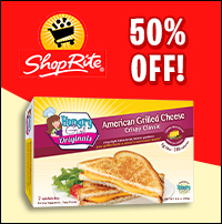Half Off HG Originals Grilled Cheese